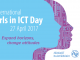 Girls in ICT Day 2017